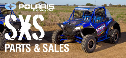 Polaris and UTV parts