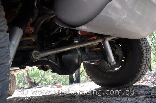 HAD WATCH dick cepeck control arm drop brackets could fry chicken