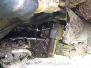 GQ Steering Box