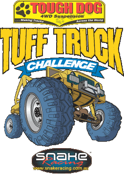 Tough Dog Tuff Truck Event Logo