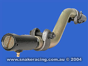 Toyota Hilux solid axel dropped drag link