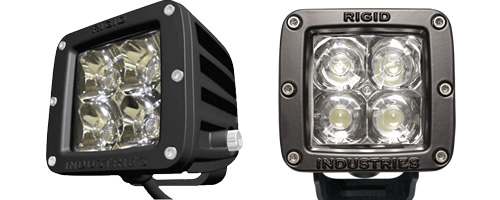 Off road lighting compact=