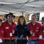 Snake Racing and Nissan Patrol Club at 4WD Show
