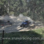 Snake Racing Blue Polaris XP 900 on track at Awabawac Park Khanacross CAMS NSW State Round