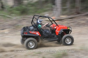 Polaris XP 900 racing in CAMS G Class at Westlakes Automobile Club Khanacross