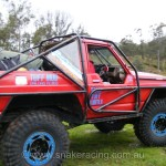 Tuff Truck Tuff Turtle before starting the Logan Challenge 4WD event