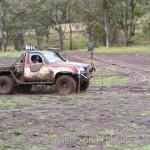 GU Patrol Winch Challenge Truck at Logan Challenge