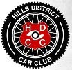 Hills District Car Club Logo