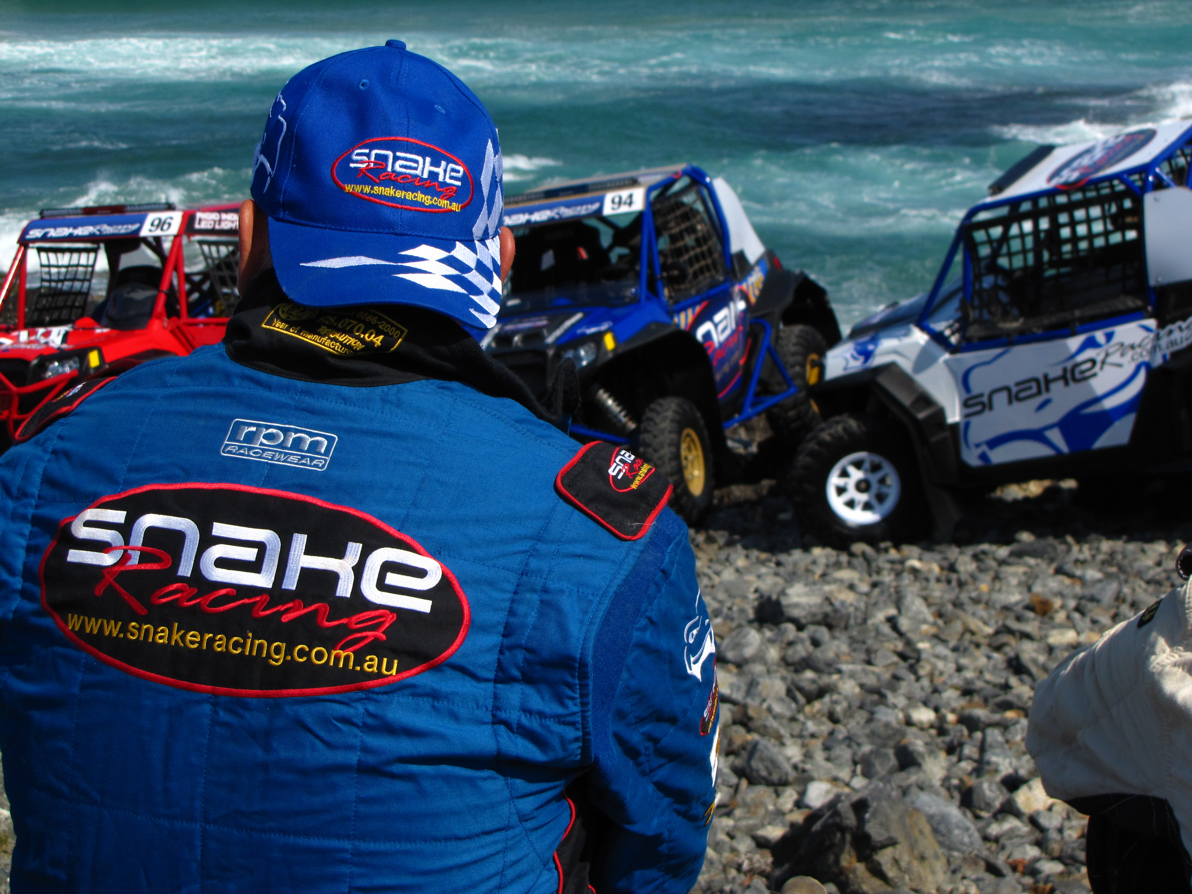 les Chivers | Snake Racing | 4x4 Accessories, Suspension Kits and