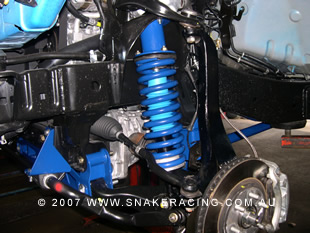 D40 Navara - Project Build - Snake Racing   4x4 Accessories