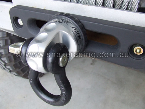 Factor 55 Winch Recovery Hook Snake Racing 4x4