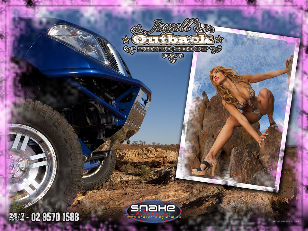 Jewell S Outback Photoshoot With Snake Racing Snake