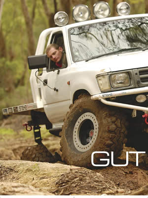 Toyota Hilux Gut Squisher Australian 4wd Monthly Article
