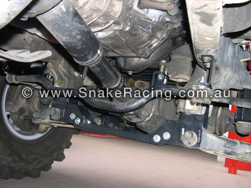 Toyota Hilux IFS (1998-2004) 6 inch lift kit from $1,990 00