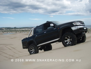 "2008 Toyota Hilux 4"" Lift Kit"