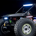 Lightbar on Cambell Offroad Racer