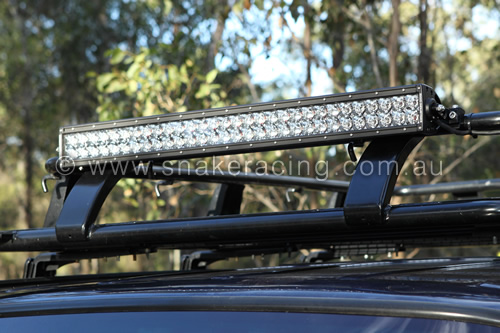 Led lights e series led light bars the brightest most led bar on cargo basket mozeypictures Images